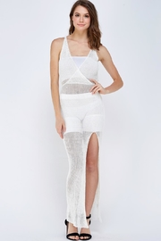 Capsulle Strap Back Dress - Front cropped