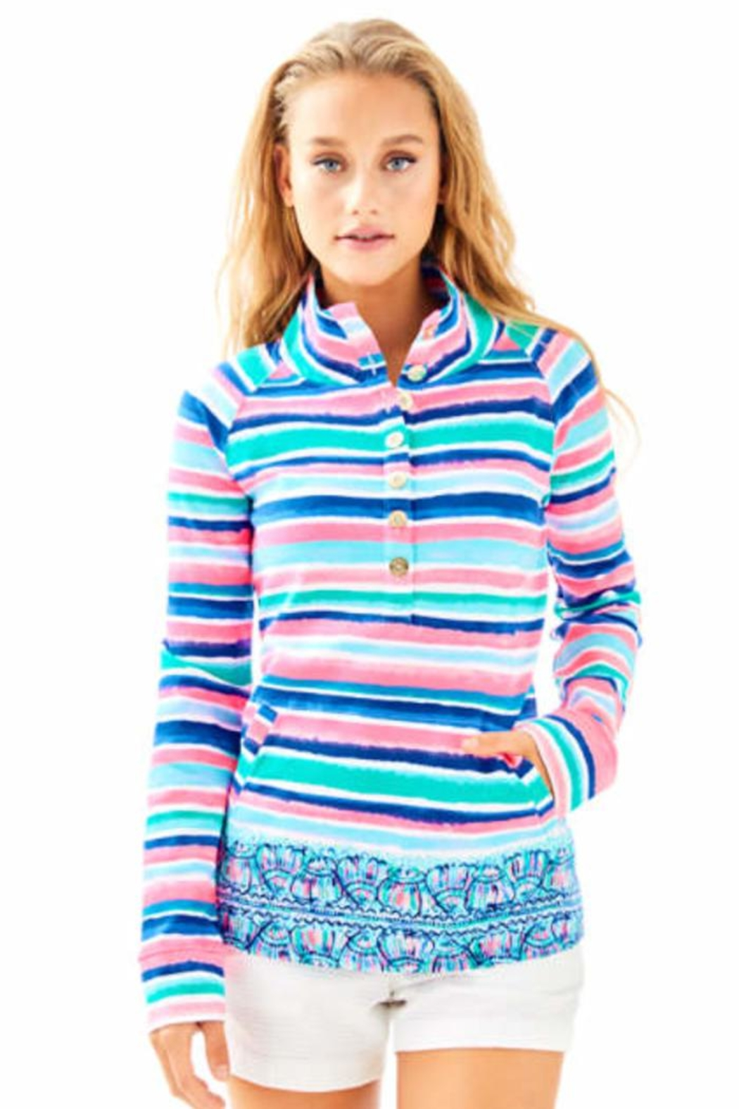 Lilly Pulitzer Captain Popover - Main Image