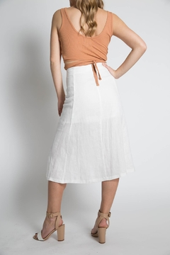 Capulet Cassia Button Down Skirt - Alternate List Image