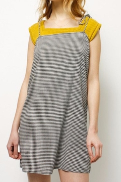 Capulet Lucia Plaid Dress - Product List Image