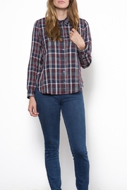 Capulet The Kaia Buttondown Top - Front cropped