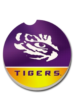 Diane's Accessories Car Coaster - Lsu - Product List Image