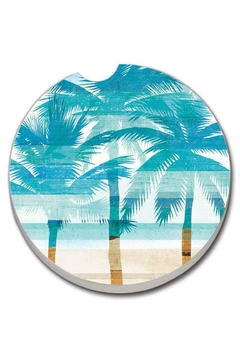 Diane's Accessories Car Coaster- Palms - Product List Image