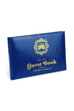 Knock Knock  Car Guest Book - Product List Image
