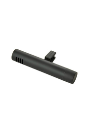 SERENE HOUSE CAR SCENT VENT CLIP  - BLACK - Front cropped