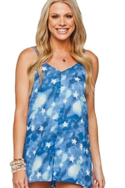 Buddy Love Cara American Romper - Front cropped