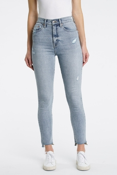 Pistola Cara High Rise Vintage Jeans in Teaser - Product List Image