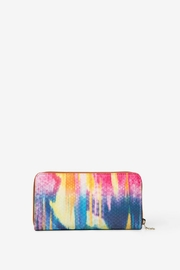 DESIGUAL Carabela Fiona Wallet - Front full body