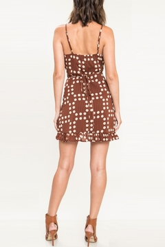 Bonded Caramel Field Dress - Alternate List Image