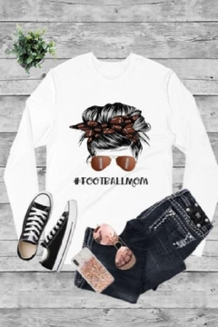 Caramelo Trend Soft Cotton Long Sleeve T-Shirt - Product List Image