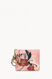 Spartina 449 Card Keychain Proprietor's Teapot Floral - Product Mini Image