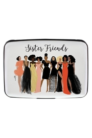 African American Expressions Sister Friends Wallet - Product Mini Image