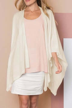 Shoptiques Product: Cardi Wrap Shawl