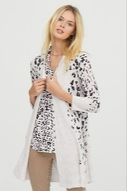 Nic + Zoe Spot On Cardigan with 3/4 sleeves - Product Mini Image