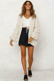 Rumor Cardigan - Front cropped