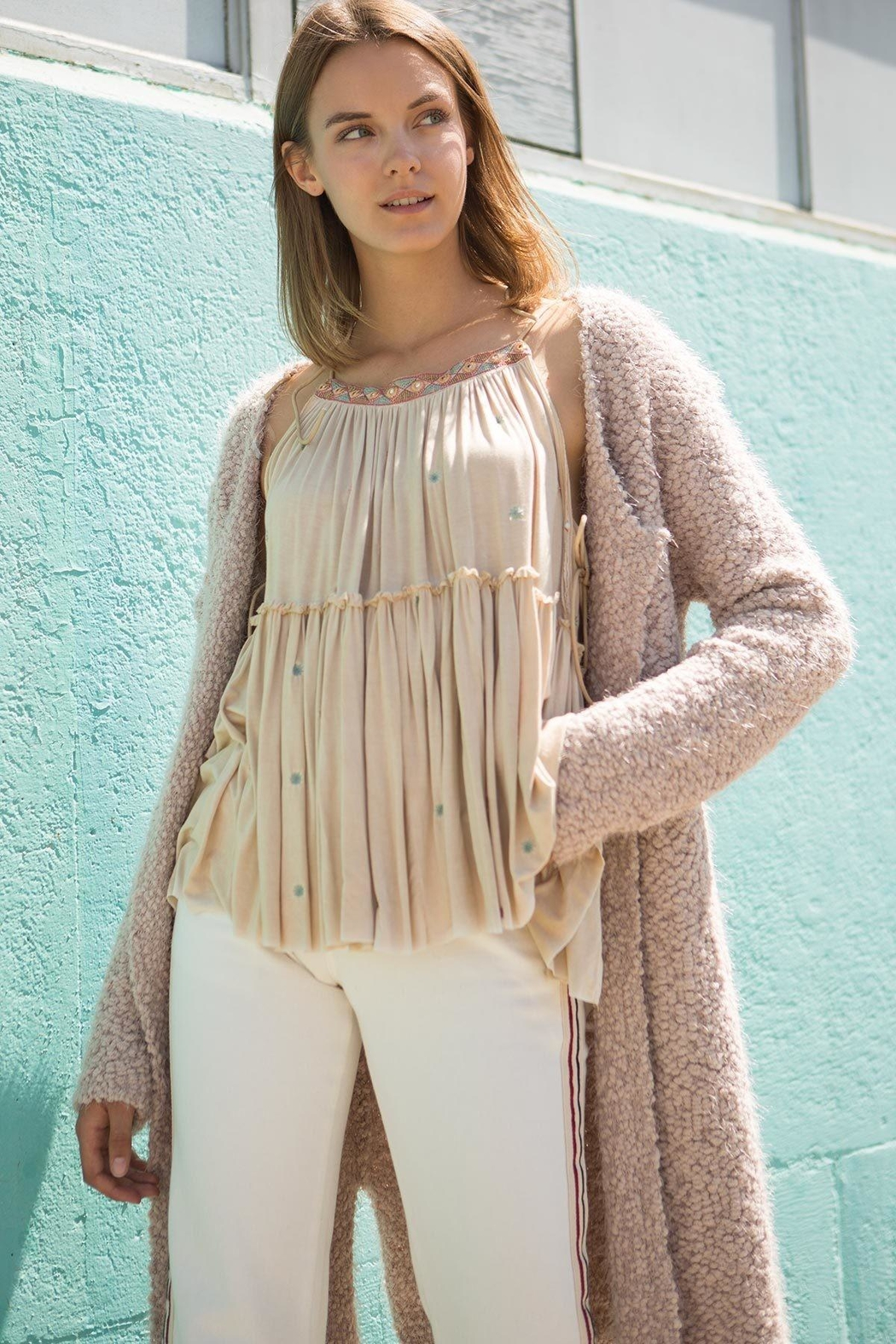 Unknown Factory Cardigan Sweater - Main Image