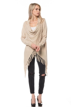 Lovetree Cardigan With Fringe - Product List Image