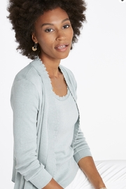 Nic +Zoe Cardigan with front detail - Product Mini Image