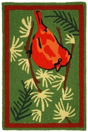 Jelly Bean Rugs Cardinal In Pines - Product Mini Image