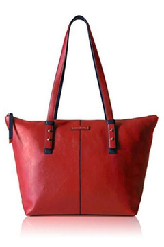 Vera Bradley Cardinal Red Gallatin Tote - Product List Image