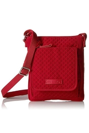 Vera Bradley Cardinal Red Mini-Hipster - Product Mini Image