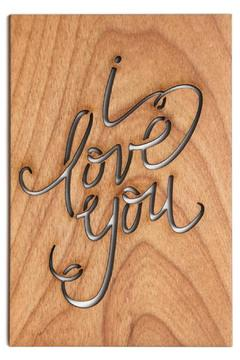 Shoptiques Product: Love You Card