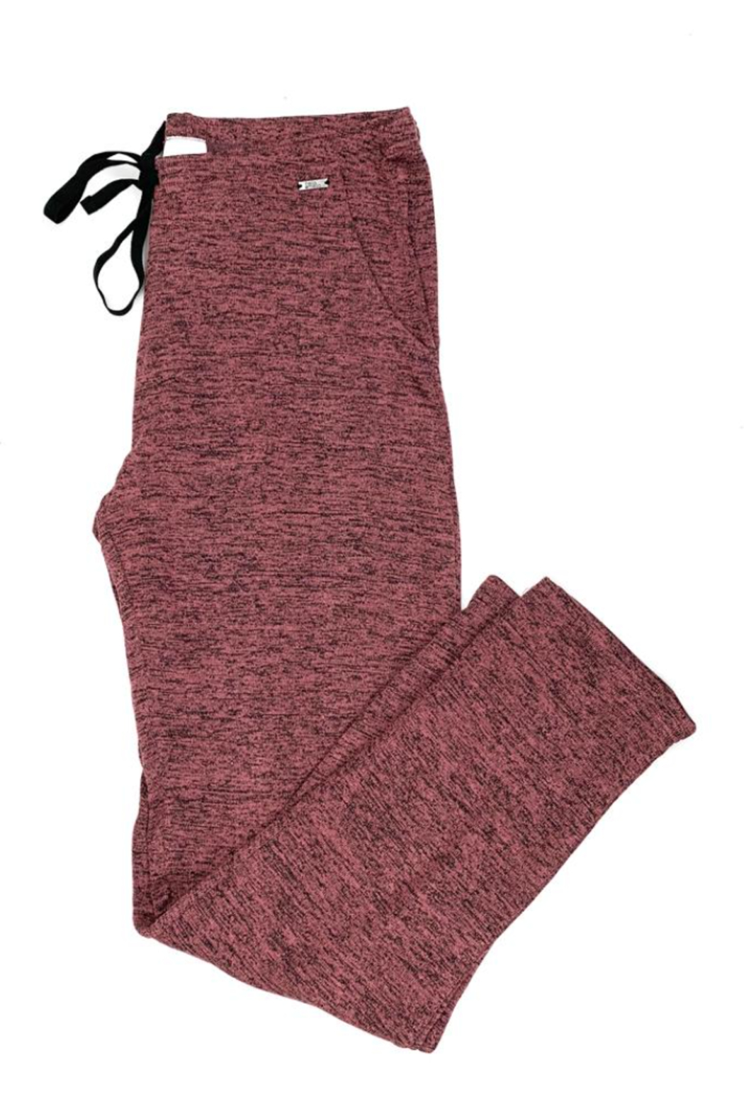 Hello Mello Carefree Threads Lounge Pants - Side Cropped Image
