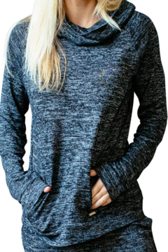 Hello Mello Carefree Threads Lounge Top - Product List Image