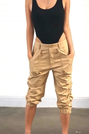 Better Be Cargo Capri Pants - Product Mini Image