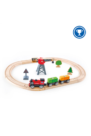 Hape  Cargo Delivery Loop - Front cropped