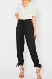 Entro Cargo Drawstring Pants - Product Mini Image