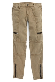 Tractr Cargo Jeans - Front cropped