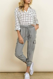 dress forum Cargo Jogger - Front cropped