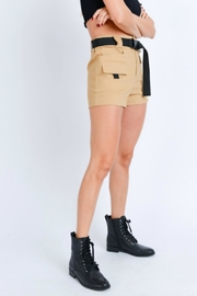 TIMELESS Cargo Shorts - Side cropped