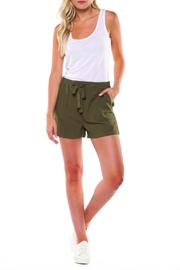Dex Cargo Tie Shorts - Product Mini Image