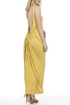 Shoptiques Product: Drawstring Jersey Dress