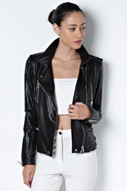 Caribbean Queen Motorcycle Jacket - Product Mini Image