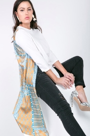 Caribbean Queen Two Sided Casual-Top - Side cropped
