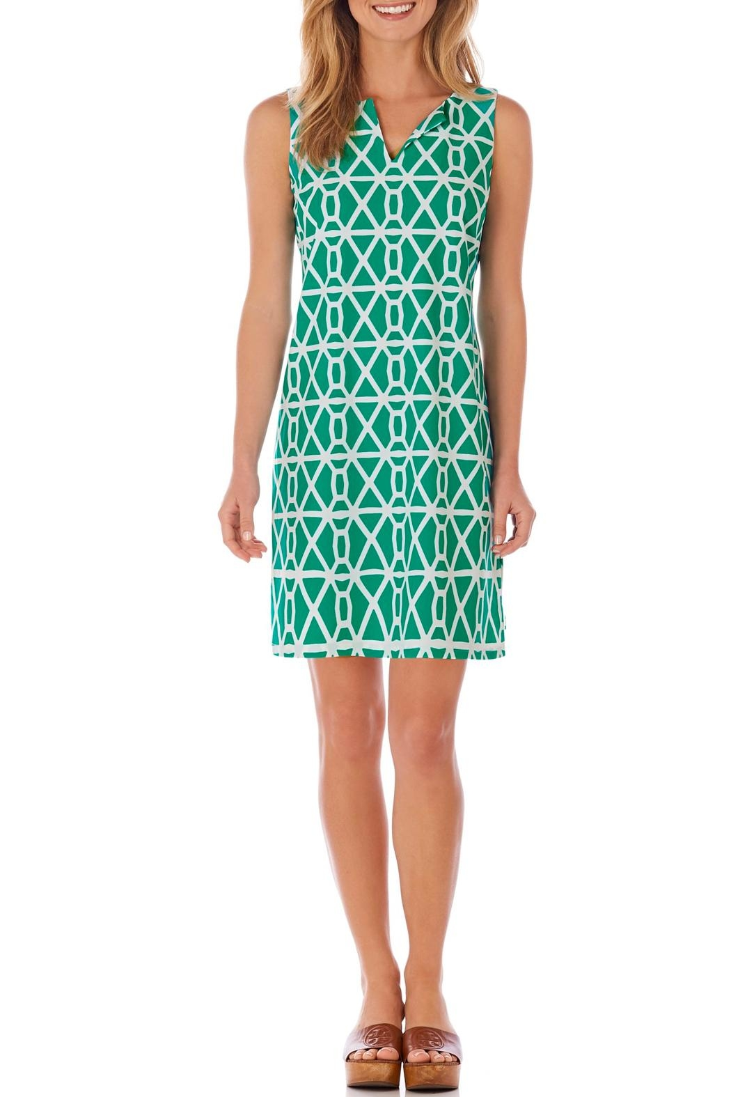 Jude Connally Carissa Shift Dress - Front Cropped Image