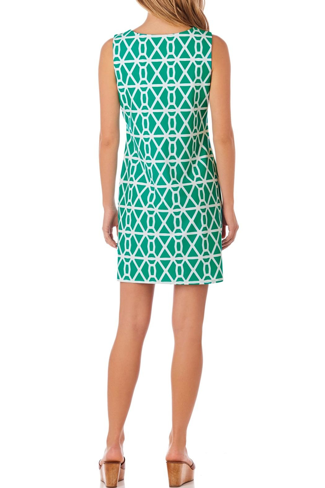 Jude Connally Carissa Shift Dress - Front Full Image