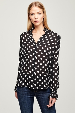L'Agence Carla Blouse - Product List Image