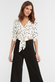 Willow Carla Top - Front cropped