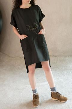 Shoptiques Product: Night Embroidered Tunic