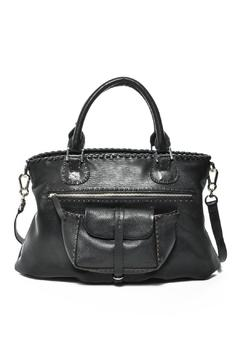Carla Mancini Leather Gisele Bag - Product List Image