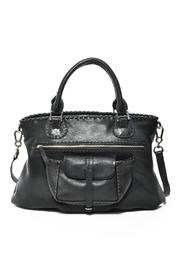 Carla Mancini Leather Gisele Bag - Product Mini Image