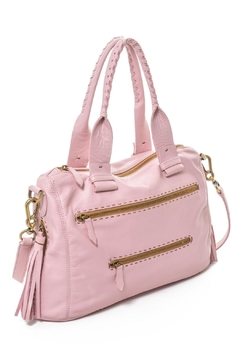 Carla Mancini Joel Pink Satchel - Alternate List Image