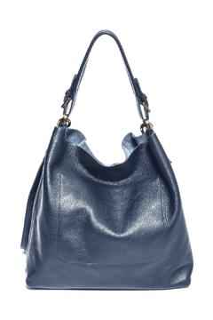 Carla Mancini Navy Ann Tote - Alternate List Image