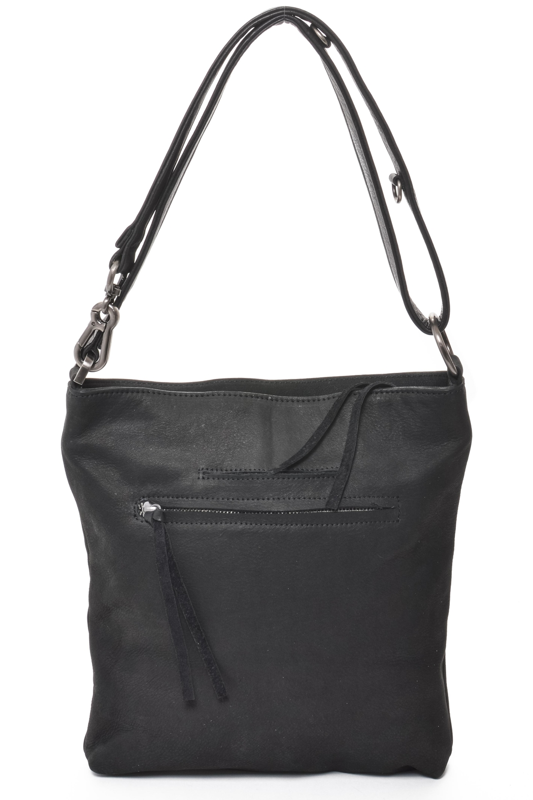 Carla Mancini Riley Satchel - Front Cropped Image