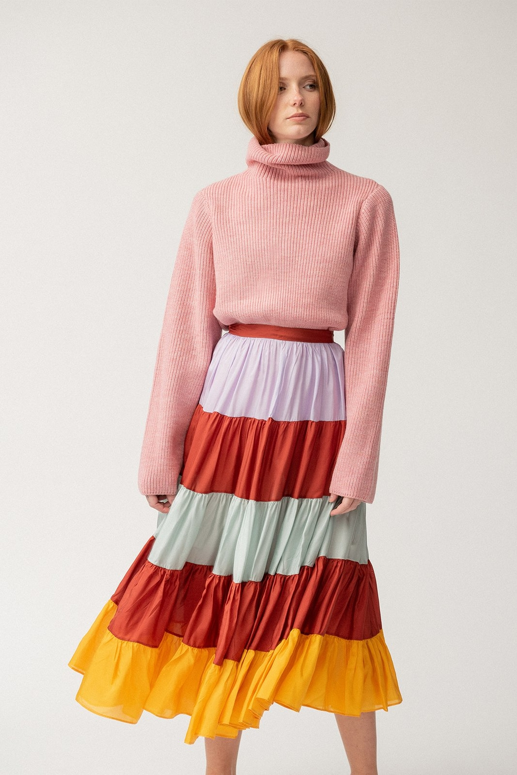 Carleen Jean-Claude Skirt - Front Cropped Image
