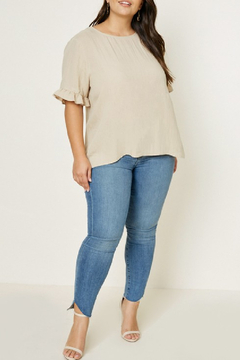 Hayden Los Angeles Carleigh Blouse Curvy - Product List Image